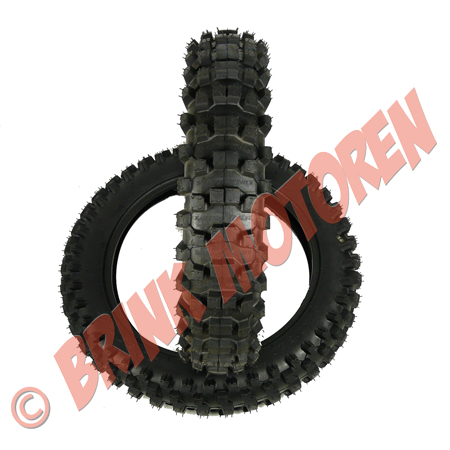 Pitbike Dirtbike buiten achterband 14 inch (90/100-14) (1)
