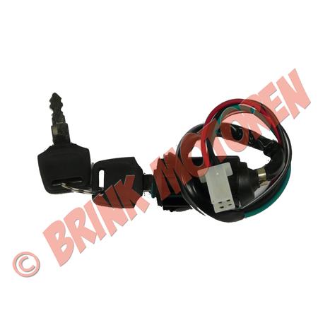 Pitbike Dirtbike Quad ATV contactslot 4 draden (1)