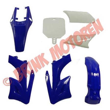 Pitbike Dirtbike kappenset orion model blauw (1)