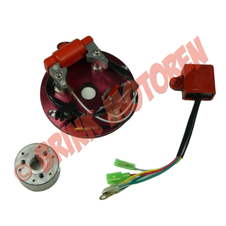 Pitbike Dirtbike tuning racing ontsteking (inner rotor kit)  (1)