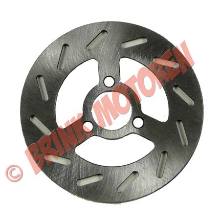 Minibike Minicrosser remschijf gat 26mm diameter 120mm (1)