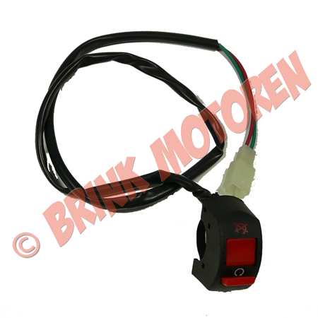 Minibike Pocketbike stopknop switch type1 (1)