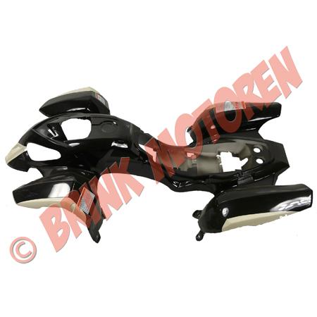 Quad ATV110cc 125cc kap zwart (1)