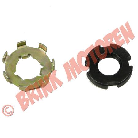 Pitbike Dirtbike Quad koppeling moer  (1)