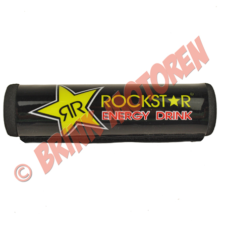 Pitbike Dirtbike Stuur bescherming zwart protaper / rockstar (2)
