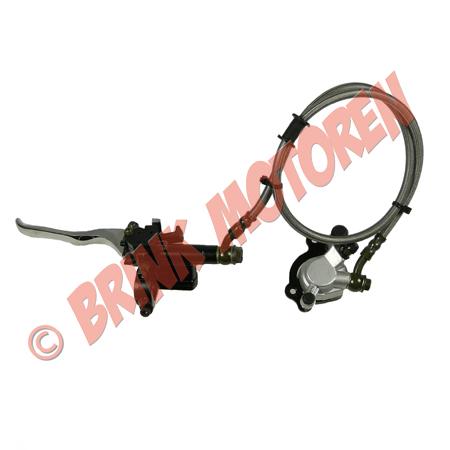 Minibike Minicrosser hydraulische voorrem set rechts (1)