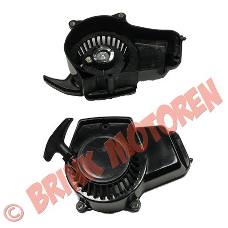 Minibike Minicrosser miniquad pocketbike kunstof trekstarter  (1)
