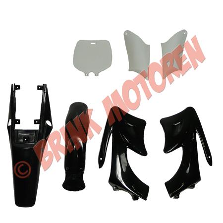 Minicrosser minidirtbike kappenset zwart (1)