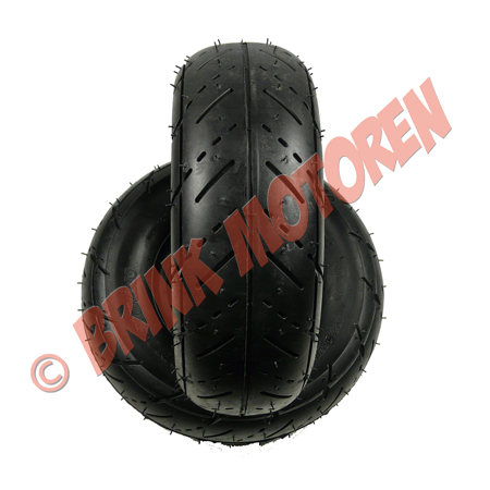Miniquad Mini atv buiten band weg 4 inch (3.00-4) (1)