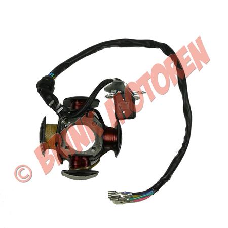 Pitbike Quad ATV motor ontsteking met 4 spoelen (1)
