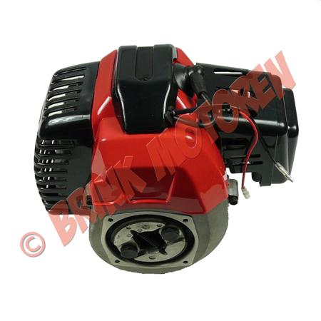 Midibike Minichopper Motorstep tandwielkast  (2)