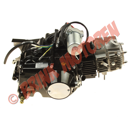Pitbike Dirtbike ATV motorblok 125cc KXD elektrische start en kickstart (2)