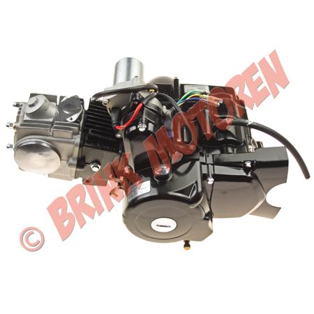 Pitbike Dirtbike ATV motorblok 125cc KXD elektrische start en kickstart (1)