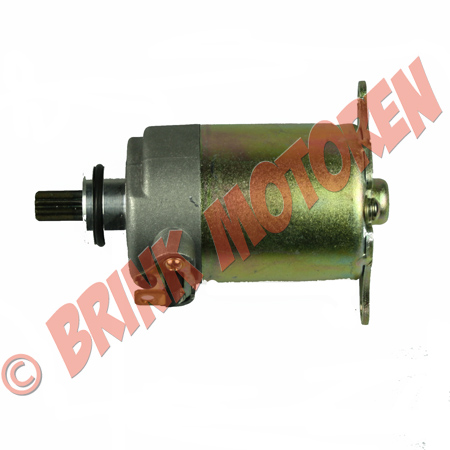 Startmotor voor GY6 125/150cc (9 tands) (1)