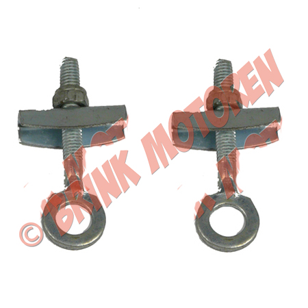 Minibike/minicrosser kettingspanners (2 stuks) (1)