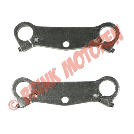 Minibike Pocketbike kroonplatenset 22mm gaten (1)