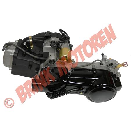 Motorblok GY6 150cc kort/kort 157QMJ  (2)