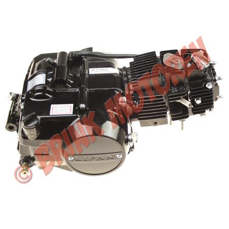 4-takt Pitbike Dirtbike motorblok Lifan 125cc  (2)