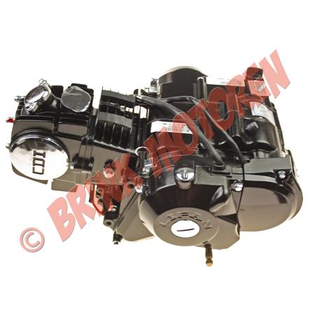 4 takt Dirtbike Brommer motor blok 125cc Lifan met E-start (1)