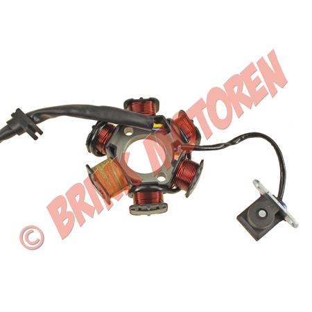 Quad ATV ontsteking met 6 spoelen (1)