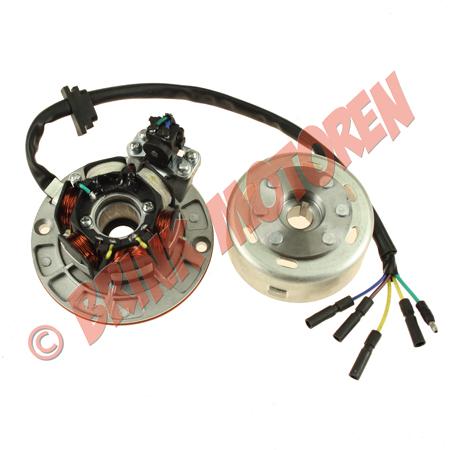 Pitbike Dirtbike ontsteking plaat voor YX150c YX160cc (1)