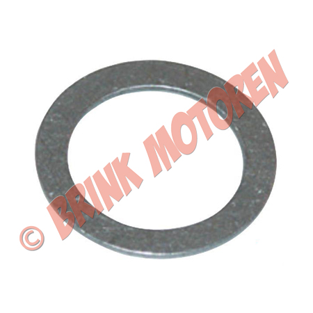 Pitbike Dirtbike 15mm wielas opvulschijf 1,5 mm lang (1)