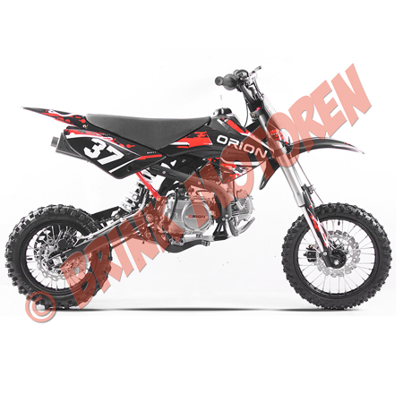 Pitbike Dirtbike 125cc Orion (1)