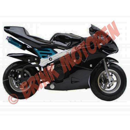 Minibike Pocketbike 49cc zwart (1)
