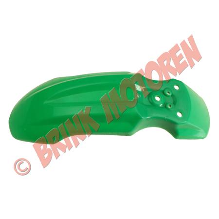 Pitbike Dirtbike voorspatbord groen (1)